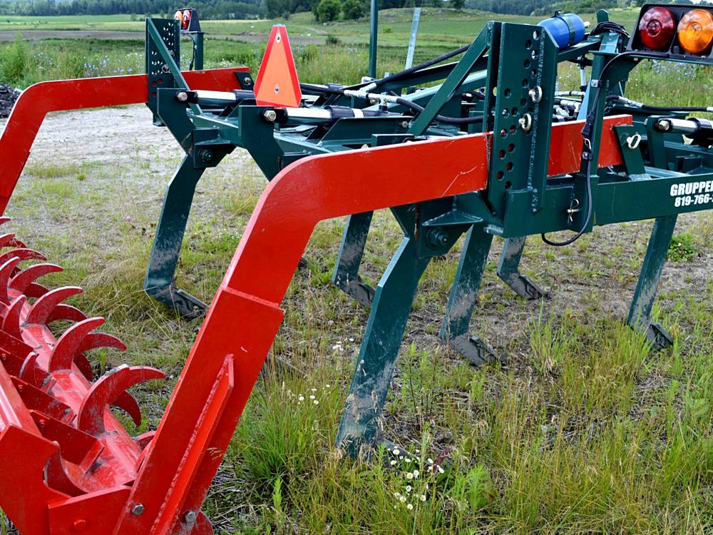 A-Z Soil Pro Modèle HCH